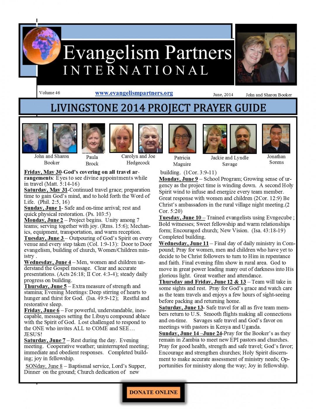Newsletter vol. 46 June 2014